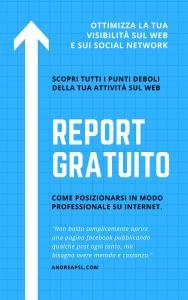 Report gratuito